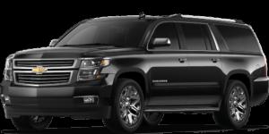 Chevy Suburban SUV limo service